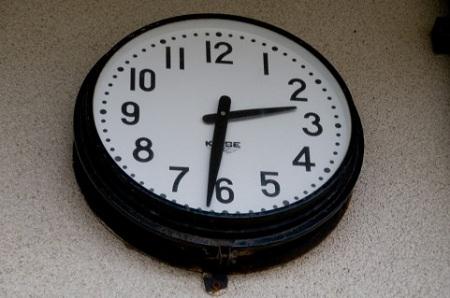 時間、信頼、教師